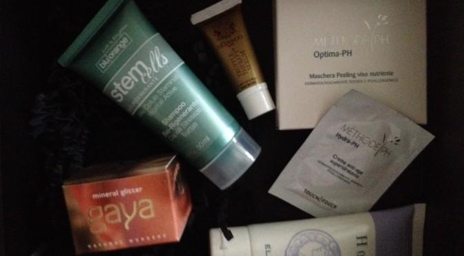 My Beauty Box marzo 2014: la nostra recensione