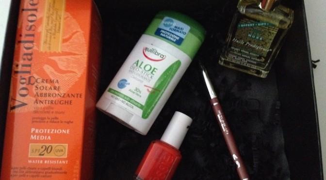 My Beauty Box Aprile 2014: la nostra recensione