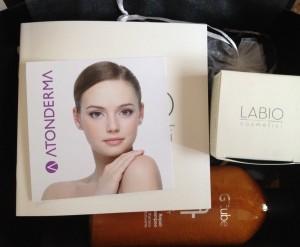 My Beauty Box agosto 2014