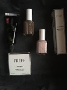 My Beauty Box novembre 2014