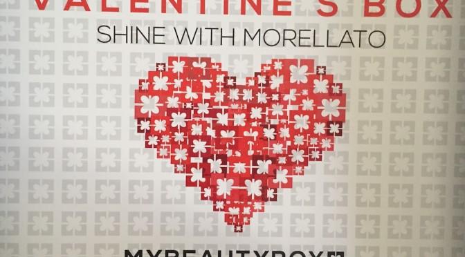 San Valentino 2015 con la MyBeautyBox di Febbraio 2015: ecco la Valentine's Box – Shine With Morellato