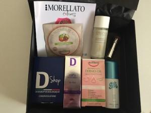 Valentine's Box, MyBeautyBox febbraio 2015