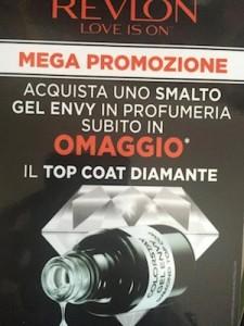 Top Coat diamante Revlon