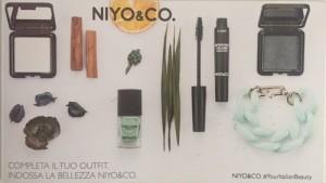 Niyo & Co. - Ombretto mono matt e perlato