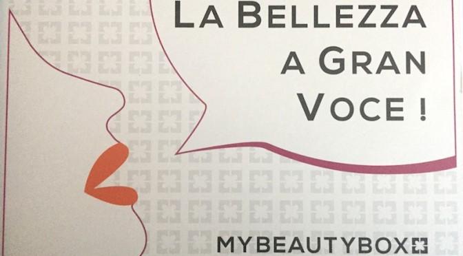 La bellezza a gran voce: MyBeautyBox e ActionAid insieme nella mysterybox di aprile 2015 per dare voce alla donne di tutto il mondo
