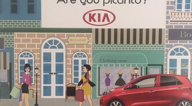 Belle prima delle vacanze? Sì, con MyBeautyBox e Kia Picanto, insieme nel cofanetto di giugno 2015